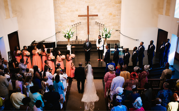 Traditional and Unique Wedding Venue Ideas for Your Texas Wedding